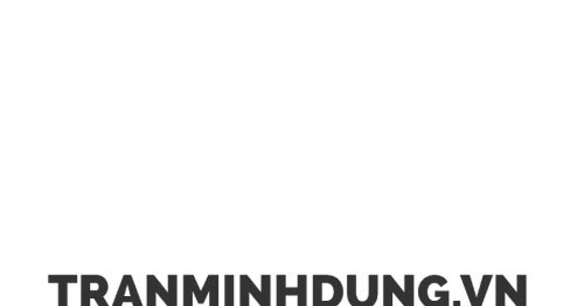 tranminhdung cover image